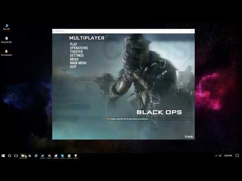 How To Make A Server For Call Of Duty: Black Ops - Crack Version