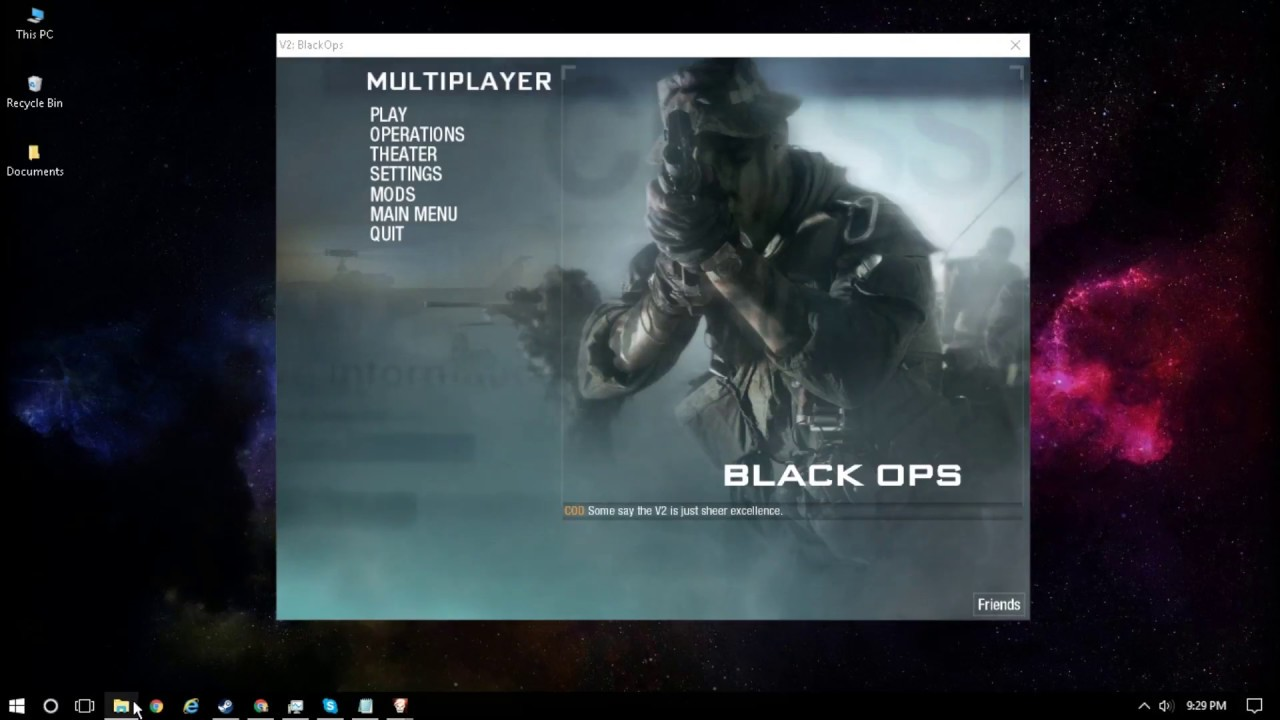 How to make a server for Call of Duty: Black Ops - Crack Version - YouTube