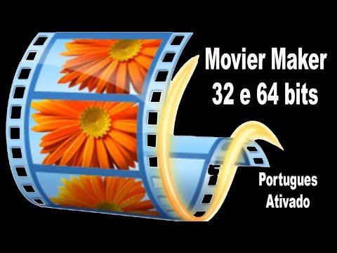 Baixar E Instalar ''Windows Movie Maker' 32 E 64 Bits Crackeado Metodo 2019