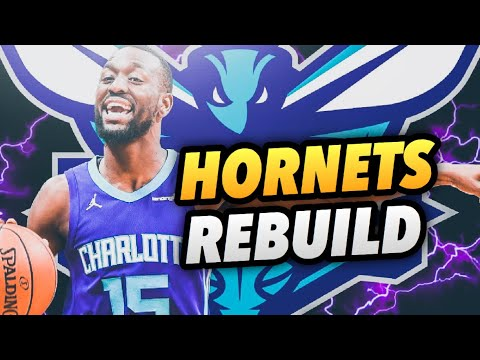 REBUILDING THE CHARLOTTE HORNETS! NBA 2K19 MY LEAGUE!