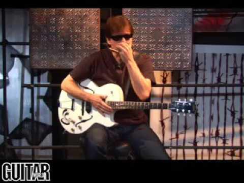 George Thorogood - Guitar Lesson