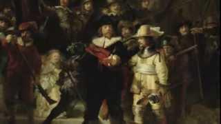 La Ronde de Nuit de Rembrandt PARTIE 1