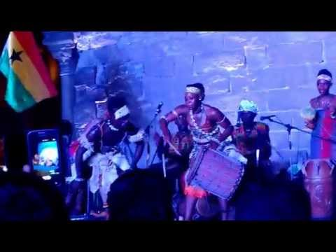 Ghana - International Drum Festival مهرجان الطول الدولى