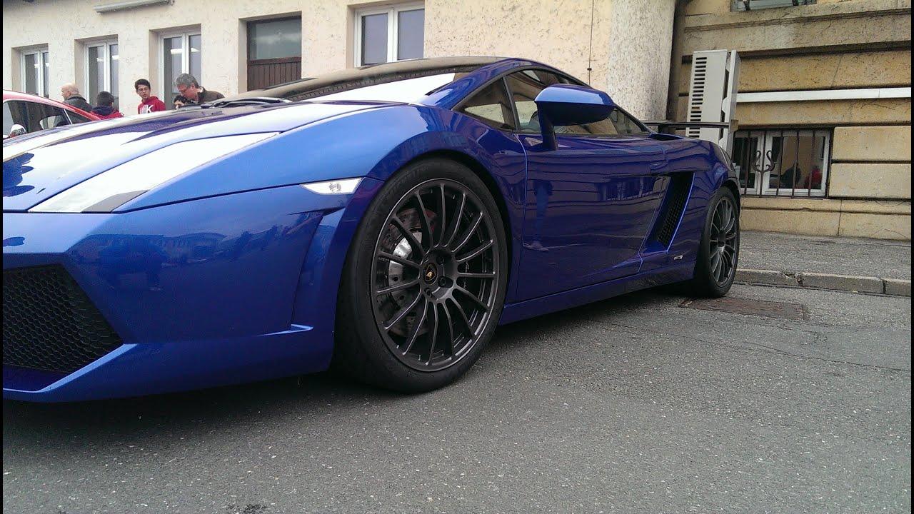 Lamborghini Gallardo Lp 550 2 Valentino Balboni Loud Start Up Sound