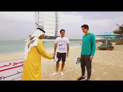 Dubai Duty Free Tennis Championships Uncovered 2017
