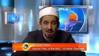 Sulook Al-Islamia with Sh. Riad Fataar on Deen TV - Episode 1