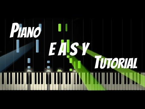 Ego - Neriešme ft. Monika Bagárová - Piano Tutorial/Cover