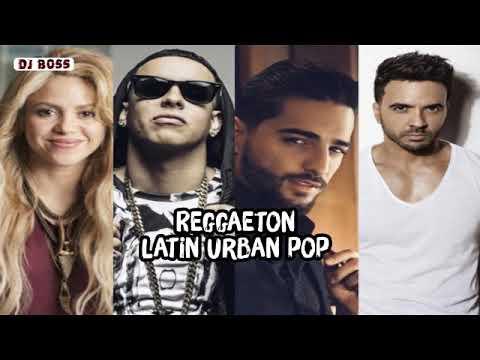 Mix Reggaeton & Latin Urban Pop  Becky G Daddy Yankee Farruko Maluma Sebastián Yatra