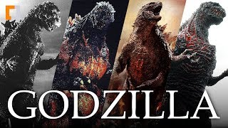The History and Evolution of Godzilla | Cynical Justin