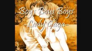 Boys Boys Boys male version