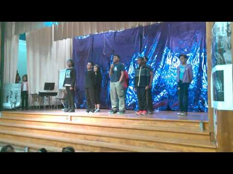 Winand Elementary School Black History Month Celebration 2016