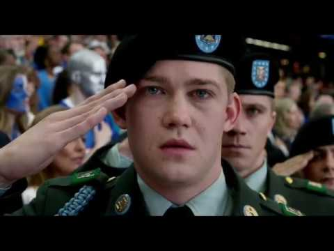 Billy Lynn's Long Halftime Walk - Ang Lee vignette - in cinemas November 24