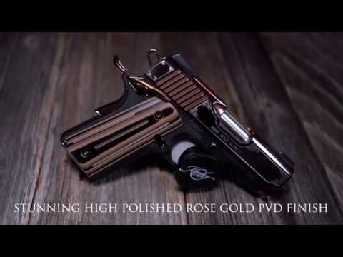 Kimber Rose Gold Ultra II 1911
