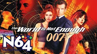 007 The World Is Not Enough - Nintendo 64 Review - Ultra HDMI - HD