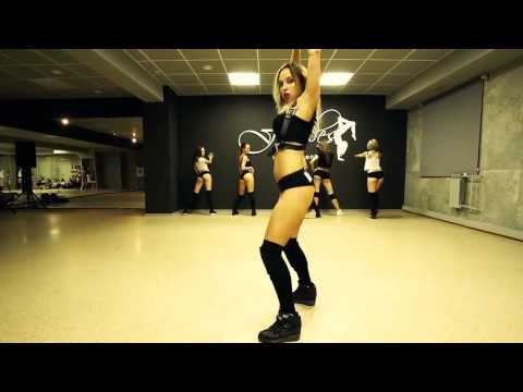 GET REAL NASTY  - Choreography by Jazzy