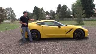 Real First Impressions Video: 2014 Corvette Stingray C7 with Z51 Package