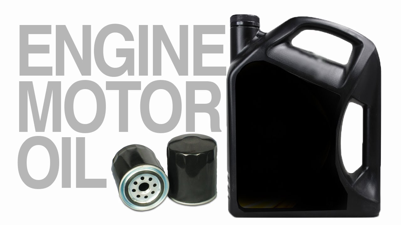 How Do I Know What Oil To Use In My Car Engine Motor Oil