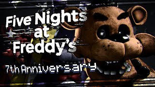 """FNAF - """"Five Nights at Freddy's 1"""" Song By @The Living Tombstone   Animated by KoFFTLY & DivianSFM"""