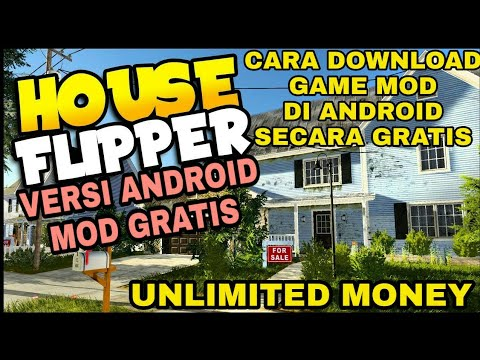 house flipper mod apk terbaru