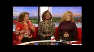 The Three Degrees Interview on BBC Breakfast January 28, 2015