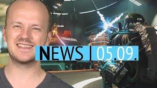 News: Stufe 1.000 in Overwatch erreicht - Mehrspieler von CoD: Infinite Warfare enthüllt