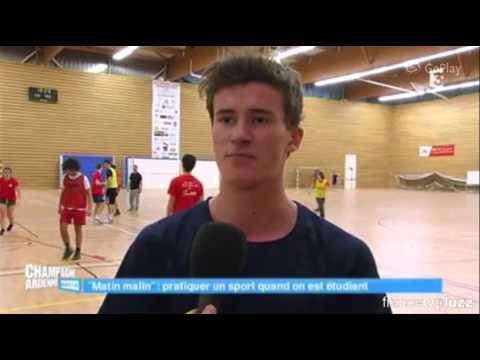 Le sport universitaire en Champagne-Ardenne