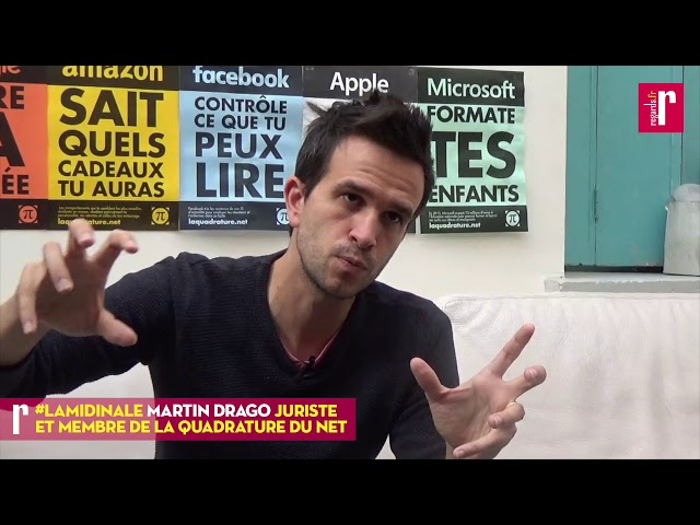 Martin Drago : «La reconnaissance faciale est l'outil final de surveillance de masse»