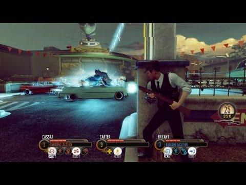The bureau xcom declassified battle focus gameplay - The bureau xcom declassified gameplay ...