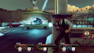 The Bureau: XCOM Declassified - Battle Focus Gameplay