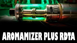 Aromamizer Plus RDTA by Steam Crave
