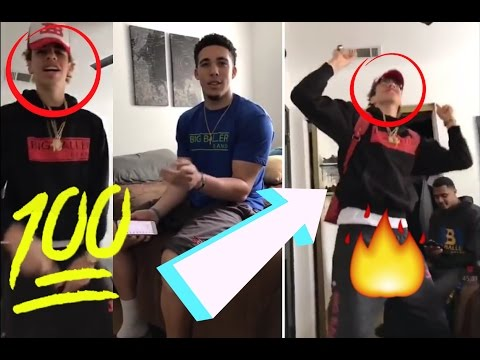 Lonzo Ball, Lamelo Ball And LiAngelo Ball :: DAY IN THE LIFE WITH THE BALL BROTHERS!