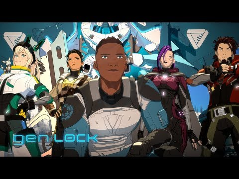 gen:LOCK Season 1 Intro | Only on Rooster Teeth