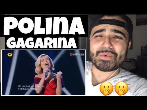 "Reacting To Polina Gagarina (Поли́на Гага́рина) - ""Hurt"" Singer 2019 EP7"