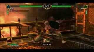 Soul Calibur 4 - Tower of Lost Souls - Floor 12-14 (Kilik & Darth Vader)