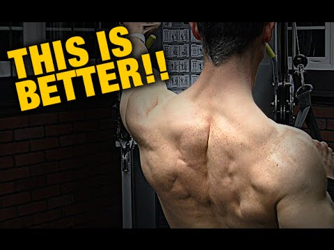 How to Pull for Bigger Lats (WORKS INSTANTLY!)