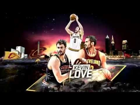 Kevin Love Cross Court Pass To Lebron James and Full Game Highlights