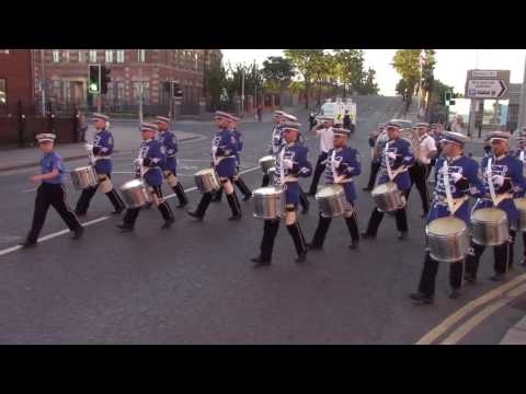 East Belfast Protestant Boys FB @ Ulster First Flute Band Parade 2017