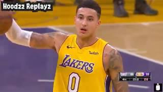 Sacramento Kings vs LA Lakers - Full Game Highlights - Jan 9, 2018 - NBA Season 2017-18