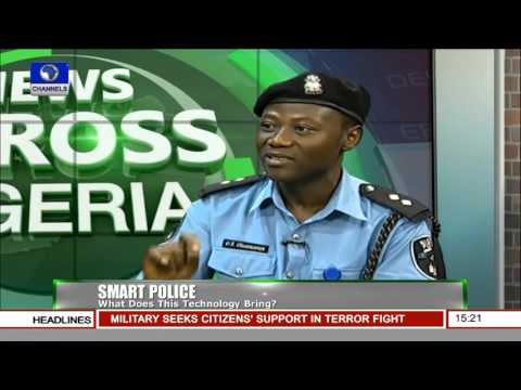News Across Nigeria: Police ICT Expert Explains What Smart Police App Will Do
