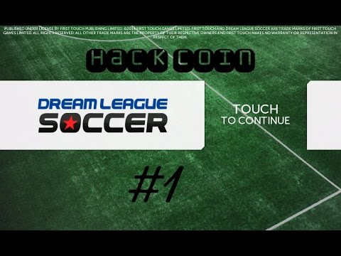 hack coin dream league soccer trên wp - Hack coin game Dream League Soccer cho Android (P1)