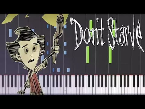 Don't Starve - Main Theme (Synthesia)