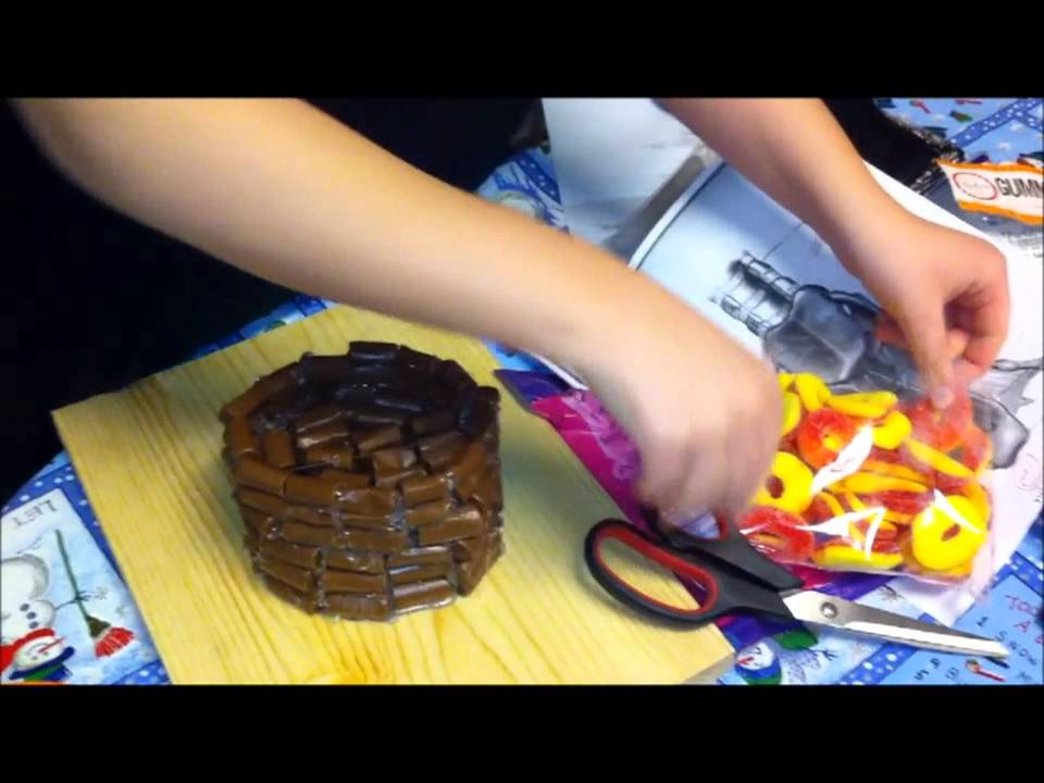 Making A Larynx Out Of Candy Youtube