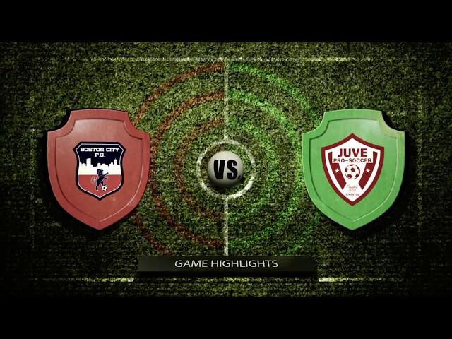 BCFC 1 x 0 JUVE PRO - US CUP 2018