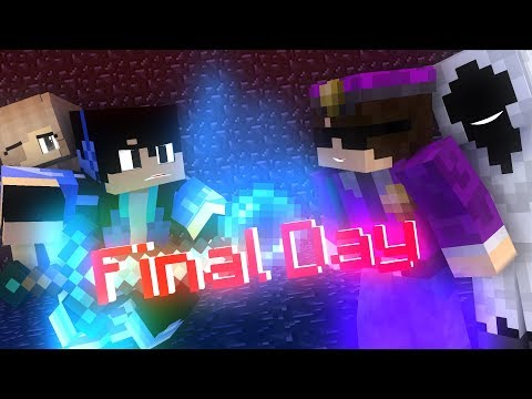 ♪ Final Day - (Heroes Series Minecraft Animation Music Video #5) ♪