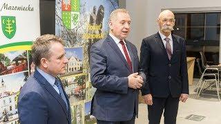 Konferencja prasowa z udziałem ministra Henryka Kowalczyka