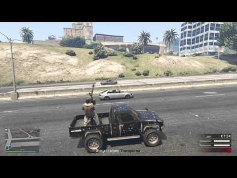 Grand Theft Auto V Heistfinale Serie A