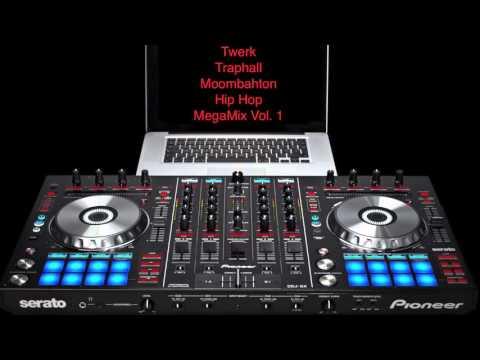 Clubbing MegaMix Vol . 1 (Reggaeton, Twerk, Traphall, Moombahton, Hip Hop)