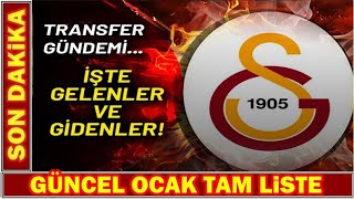 Galatasaraylı Herkes Bu Videoyu İzliyor! İşte Karşınızda 6 Yeni Transfer!