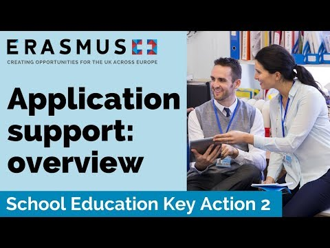 2018 Call Webinar: Key Action 2 for School Education Partnerships - overview