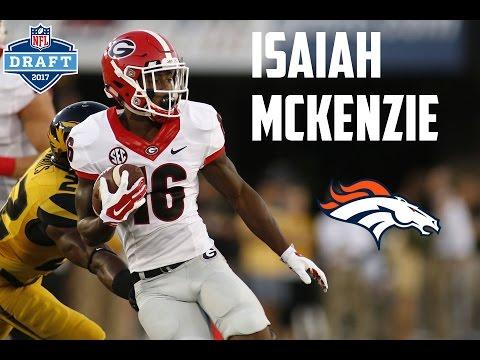 "Isaiah McKenzie || ""The Human Joystick"" || Denver Broncos 2017 Draft Class"